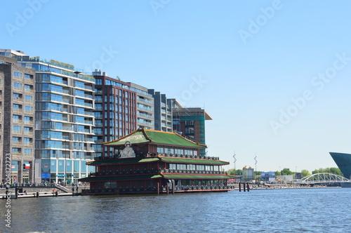 Un petit détour sur Amsterdam