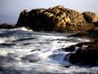 Rocher de Saint guénolé Finistère Bretagne