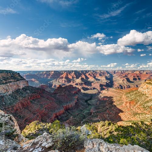 Canvas Arizona South Rim Grand Canyon