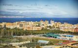 panorama of  Torremolinos coast - 204917510