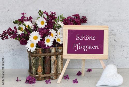 Schöne Pfingsten - 204936779