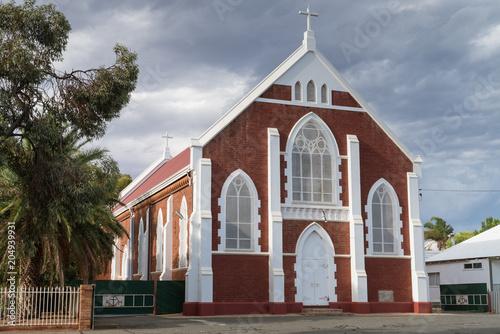 Historic buildings of the city of Kalgoorlie, Western Australia © alfotokunst