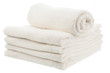 Quadro Pile of white towels