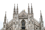 cathedral of milano in italy