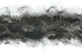 水墨 抽象 和風 背景 - 204999764