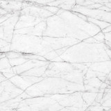 White marble texture pattern. Closeup stone surface natural abstract background. - 205042701