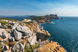 Cies Islands, National Park Maritime-Terrestrial of the Atlantic Islands, Galicia, Spain - 205043346