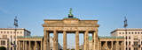 Brandenburg gate, Berlin, Germany - 205051114