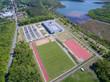 Stadion Fussballplatz Sportstätte Luftbvild