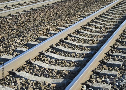 Plexiglas Spoorlijn 線路 素材