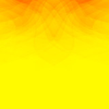 Abstract orange & yellow background. - 205096996