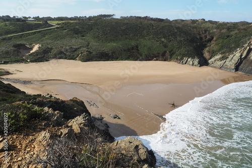 Plexiglas Beige Vila Nova Beach