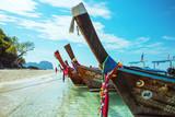 Asian landscape - lots of fishing cutters
