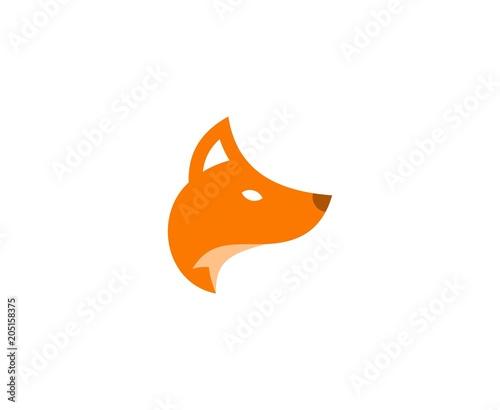 Fototapeta Fox logo