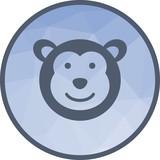 Monkey Face icon
