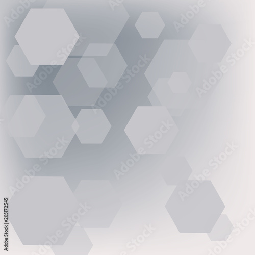 abstract background with figures
