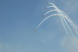 aircraft show aerobatics air show - 205188135