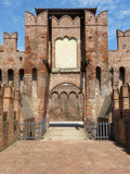 Castles of Italy - The medieval Castle of Soncino - Cremona - Italy 62 - 205192995