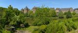 Château de Lassay, vue panoramique - 205213577