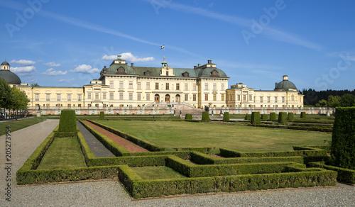 Plexiglas Stockholm Schloss Drottningholm, Stockholm