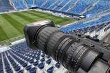 tv camera in the football - 205284796