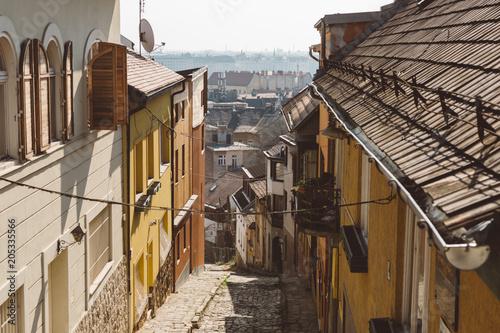 Canvas Boedapest Gül Baba street