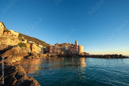 Ancient Tellaro Village - La Spezia Liguria Italy