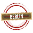 Berlin, Stamp, Symbol