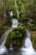 Toberia Waterfalls at Entzia mountain range, Alava, Spain - 205372727