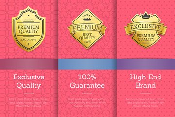 Exclusive Quality 100 Guarantee High Brand Label
