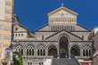 Quadro Cathedral of Saint Andrew or Duomo di San Andreas in Amalfi, on Italy's Amalfi Coast.