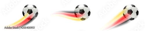 Fußball mit Deutschland...