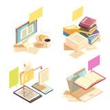 Library 2x2 Design Concept