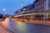 Warsaw. Royal Square. - 205416125
