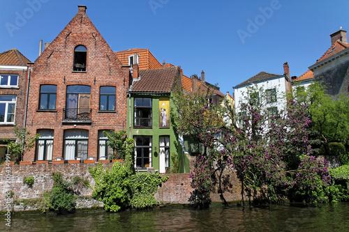 Plexiglas Brugge Maison Bruges