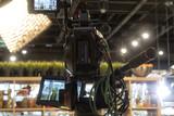 tv camera in a studio - 205446730