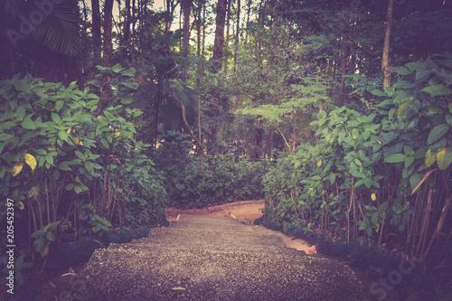 Aluminium Weg in bos Parque em sp