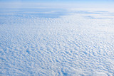 Sky abstract background. Beautiful cloudscape