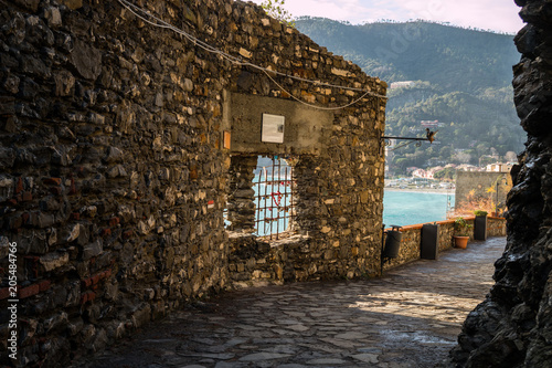 Spiaggia di Monterosso Al Mare, Cinque Terre, La Spezia, Liguria, Italia © Gabriele Bignoli