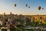 balloons at Cappadocia ,Turkey