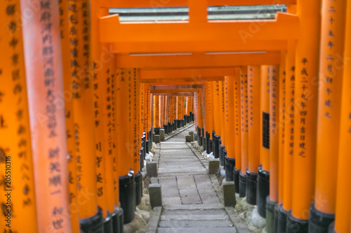 Fotobehang Kyoto japan