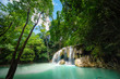 Beautiful waterfalls in Thailand. Thailand Tourism. - 205515595
