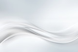 White Soft Lines Background - 205515728