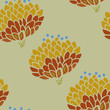 flower pattern - 205523901