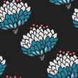 flower pattern - 205523912