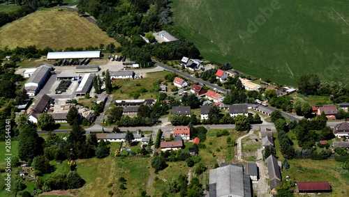 Ferninandshof, südlicher Teil