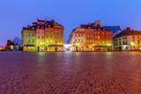 Warsaw. Royal Square. - 205546398