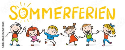 Kinder Sommerferien
