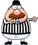 Cartoon Referee Whistle - 205554357