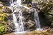 beautiful natural waterfall - 205563190